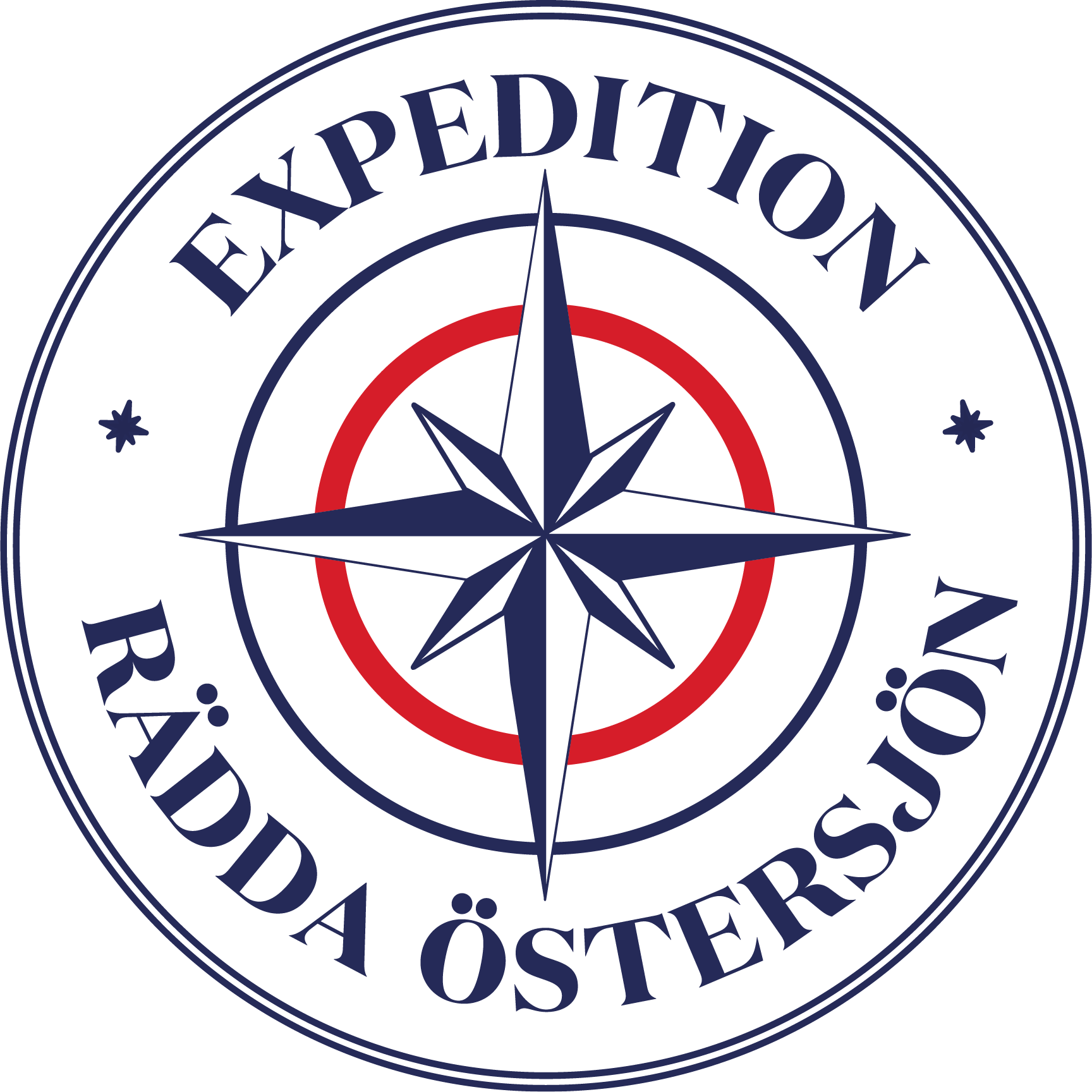 Expedition Rädda Östersjön Logotyp